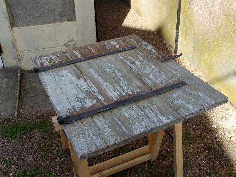 r alisation une porte volet clefs pour mon abri de jardin page 2. Black Bedroom Furniture Sets. Home Design Ideas