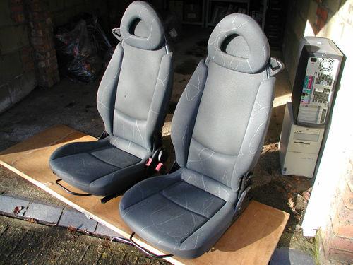fitting smart car seats. Black Bedroom Furniture Sets. Home Design Ideas