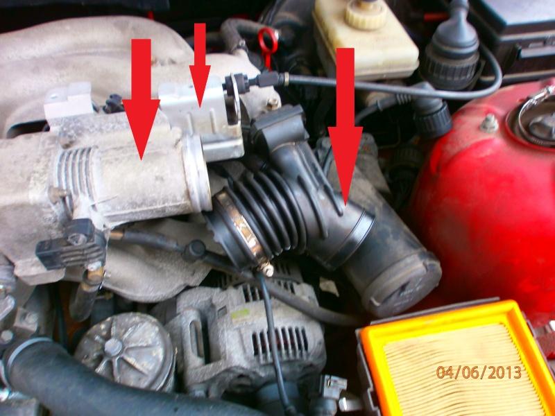 Bmw E36 316i M43 An 1993 Ralenti Instable Et Odeur D