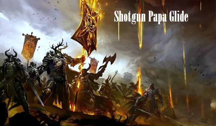 Shotgun Papa Glide