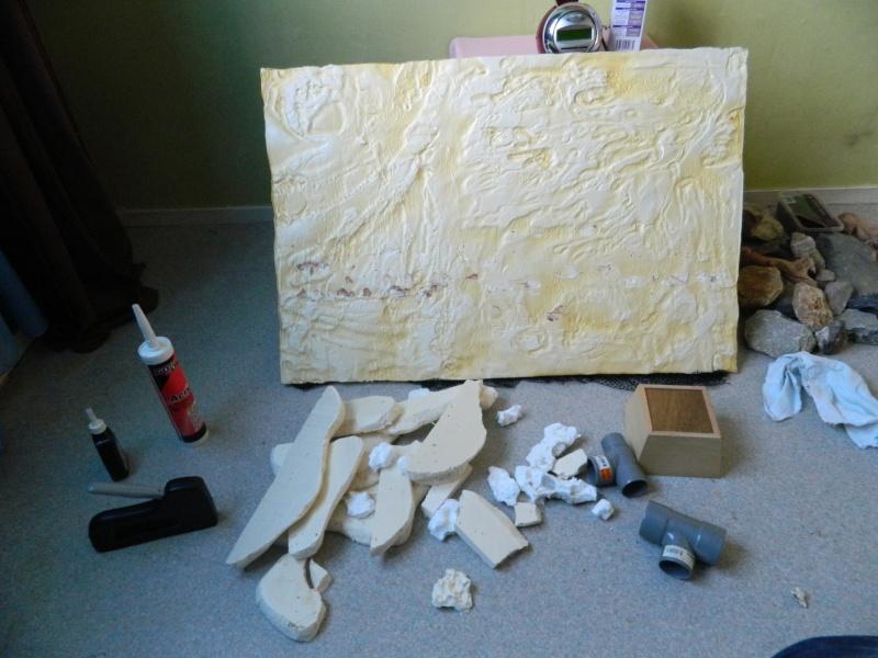 decor terrarium papier mache