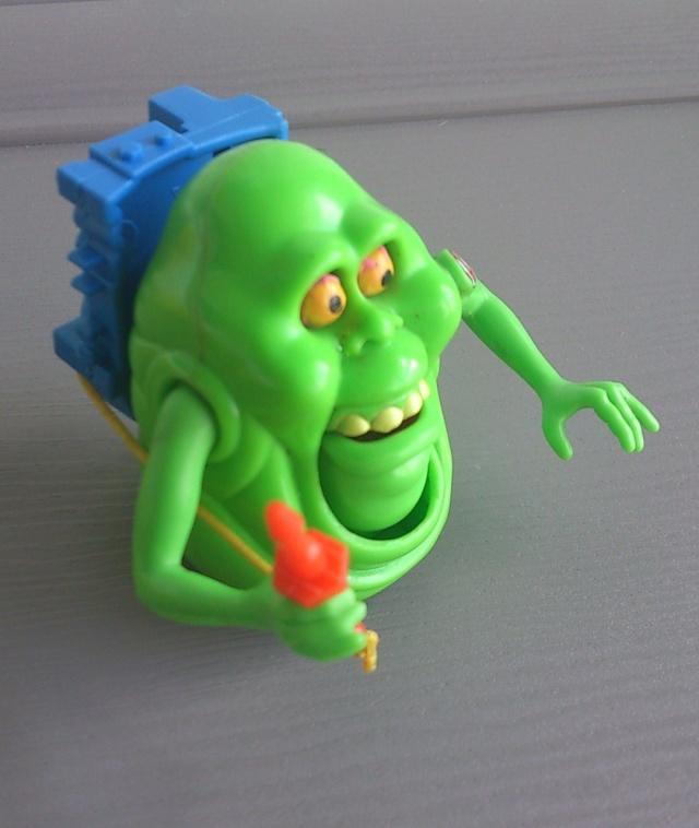 Fantasma verde ghostbuster