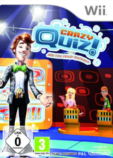 [Wii] Crazy Quiz! Are You Crazy Enough?