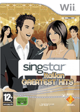 Sing It Star - Italian Greatest Hits