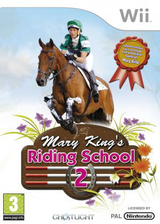 [Wii] Mary King's Riding School 2