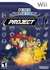 Super Smash Bros. Project M
