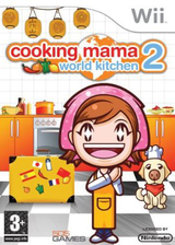 [Wii] Cooking Mama 2: World Kitchen