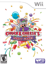 Chuck E. Cheese's Party Games