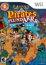 [Wii] Pirates Plund-Arrr