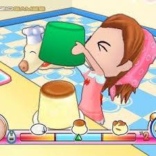 [Wii] Cooking Mama 2: World Kitchen