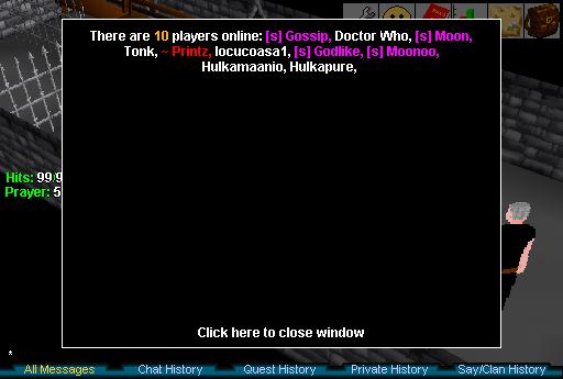 Runescape Classic Private Server Pk Scape Ragezone Mmo