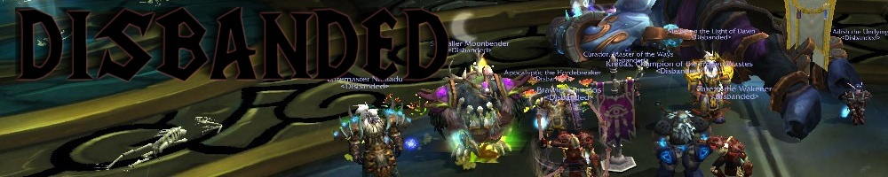 Disbanded Guild