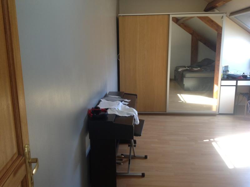 Conseil deco chambre sous toit avec poutre for Conseil deco chambre