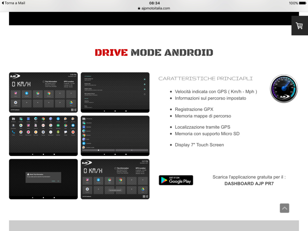 Drive Mode Android