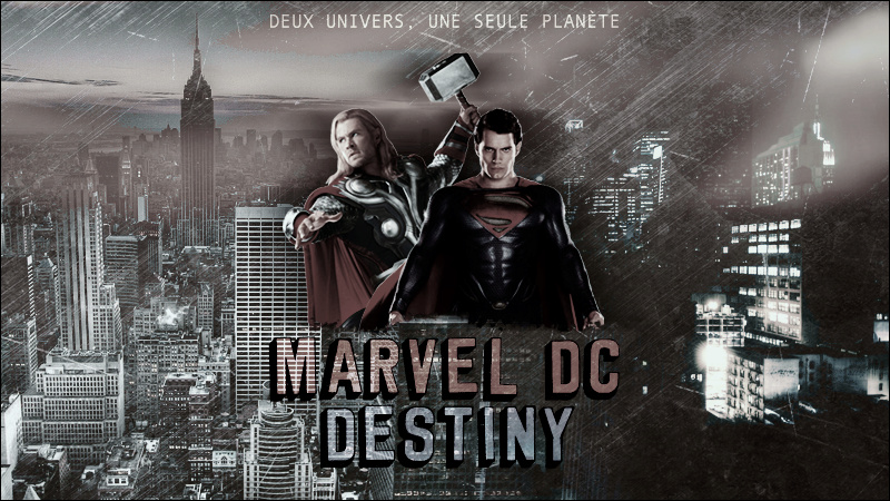 Marvel DC Destiny